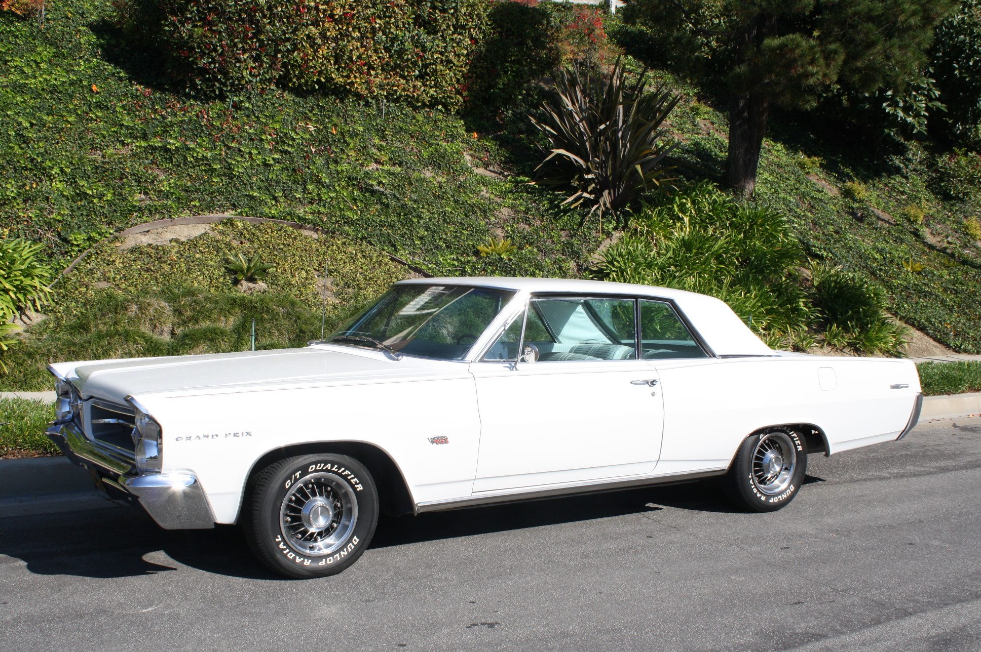 1963 Pontiac Grand Prix The Vault Classic Cars