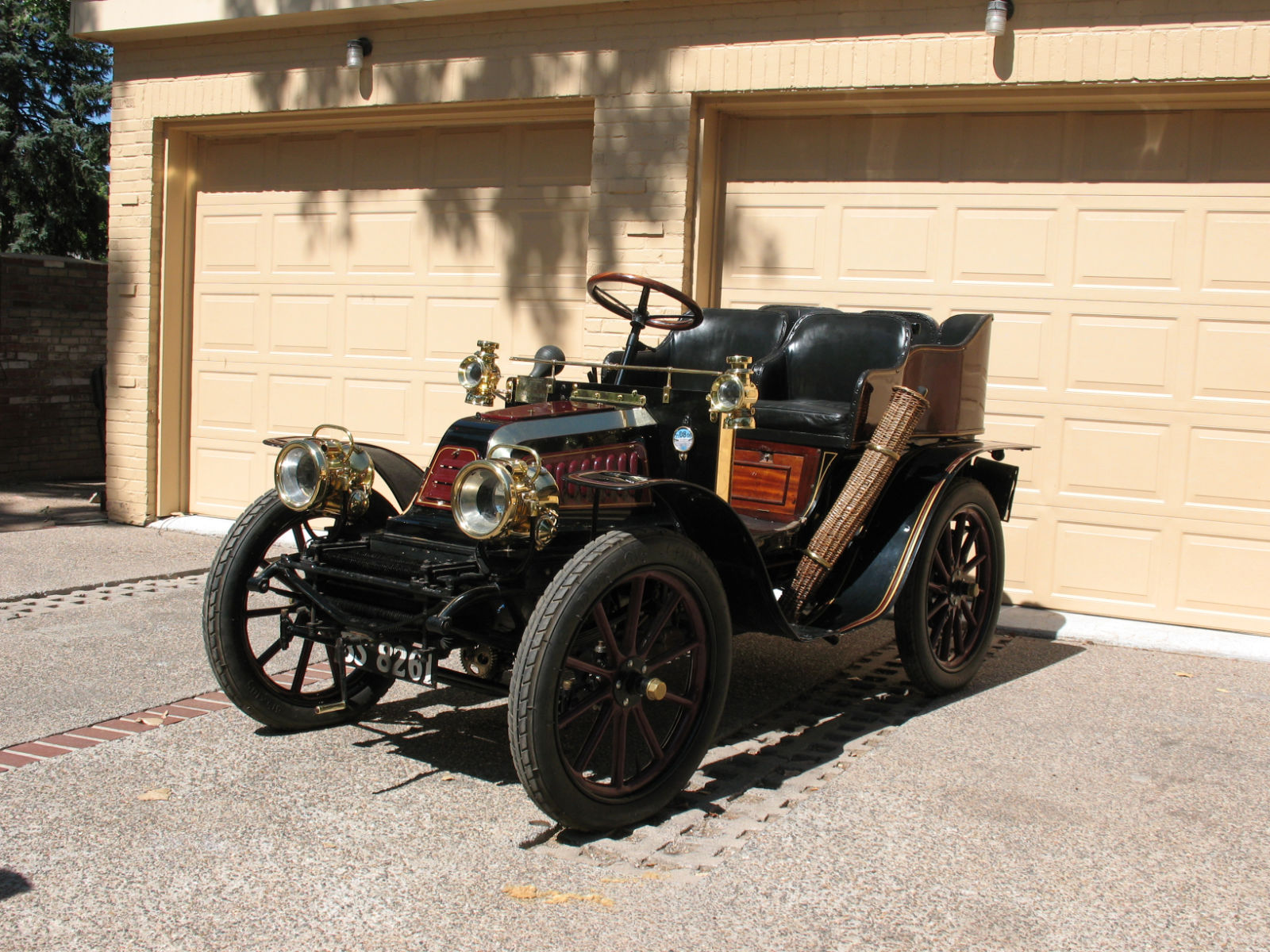 and rare automobile from