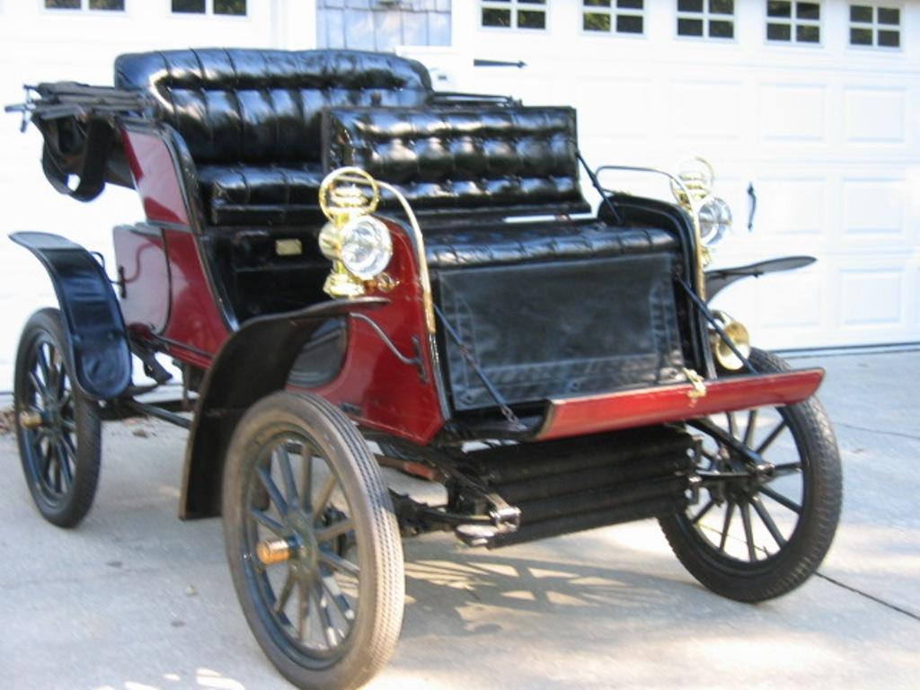 1903 Stevens-Duryea | The Vault Classic Cars