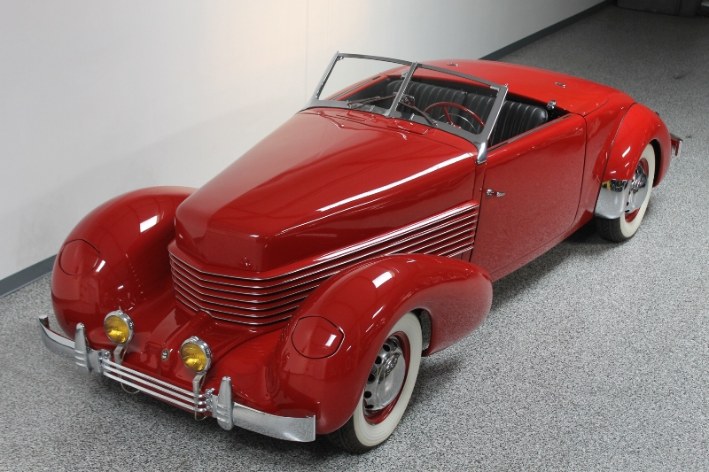 Wanted cord sportsman cars for sale antique automobile for Cord motor car for sale