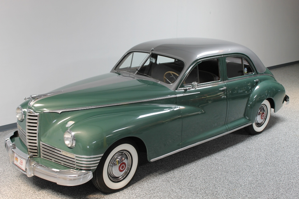 1947 Packard | The Vault Classic Cars