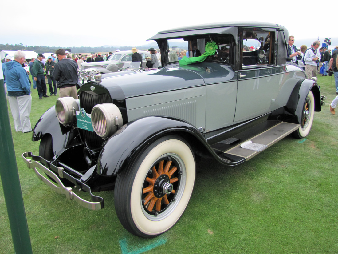 Cars Recently Sold The Vault Classic 1941 Lincoln Town Car 1925 Judkins Coupe