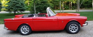 1966 Sunbeam Tiger Mik1a. 260, 4 speed, authentic real Tiger. COMING SOON $69,500