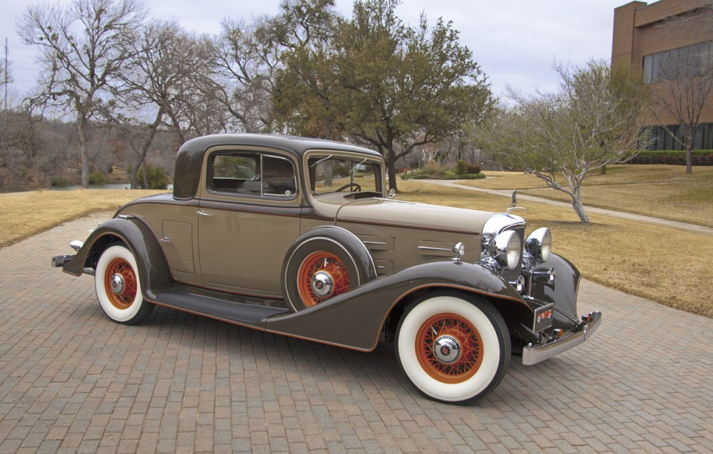 CCCA 2012 ANNUAL MEETING, DALLAS / FT WORTH | The Vault Classic Cars