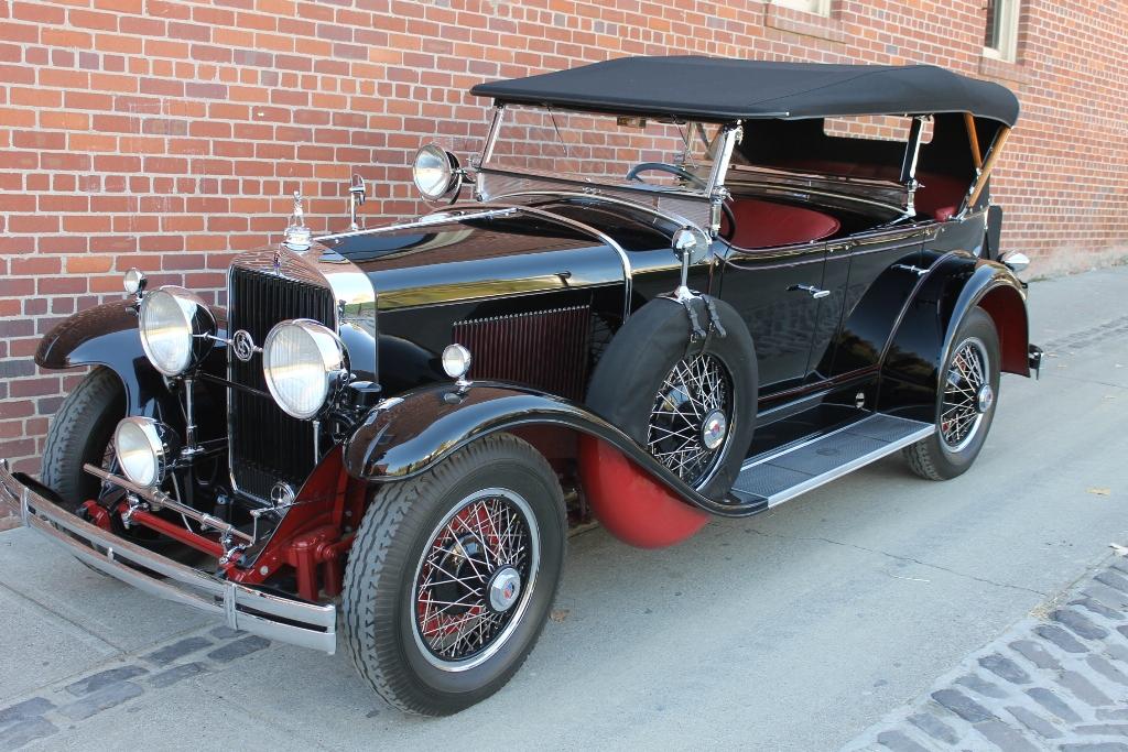 1929 LaSalle Sport Phaeton   The Vault Classic Cars