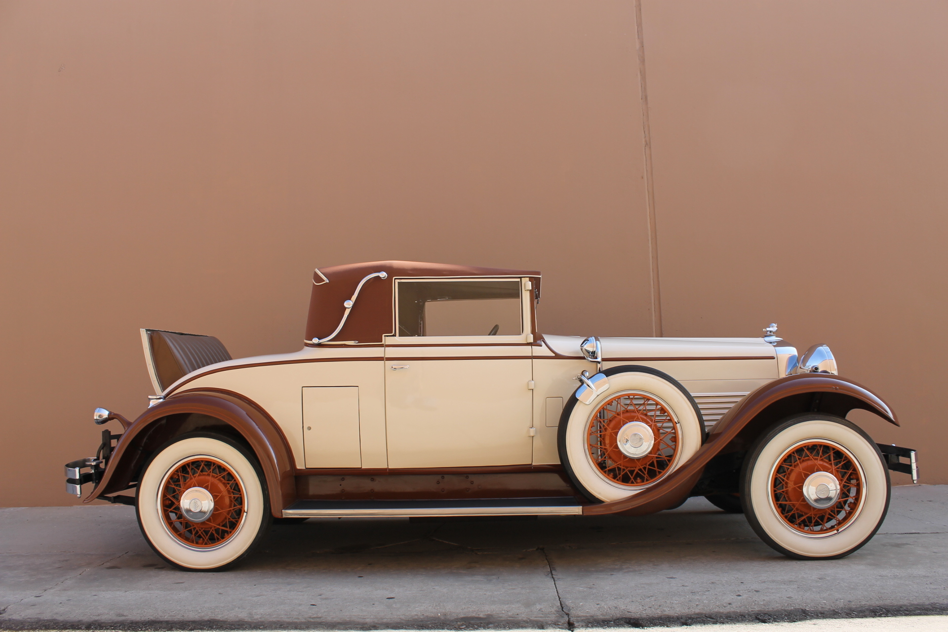 "1929 Stutz ""M"" Convertible Coupe 
