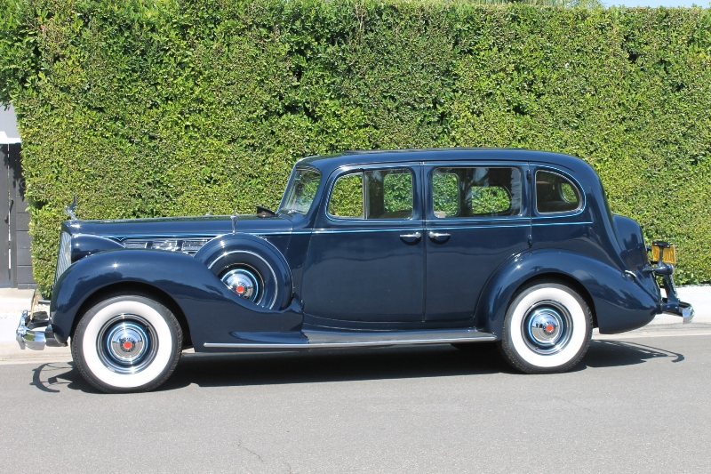 1938 Packard Super 8 The Vault Classic Cars