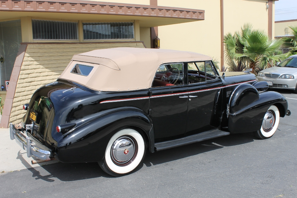 Too Much Oil In Car >> 1939 Cadillac | The Vault Classic Cars