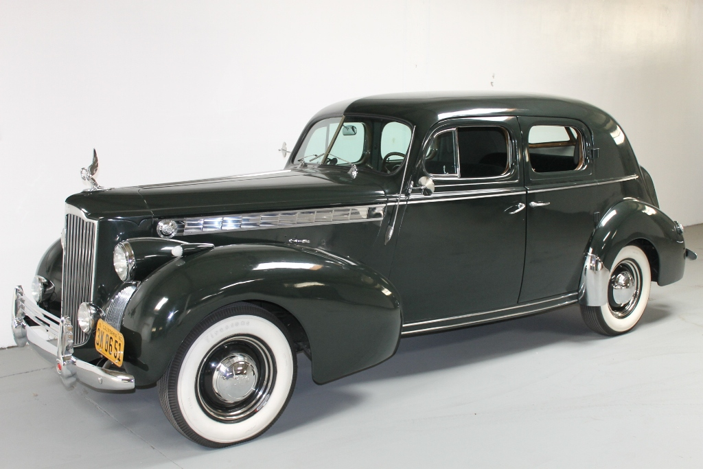 1940 Packard The Vault Classic Cars