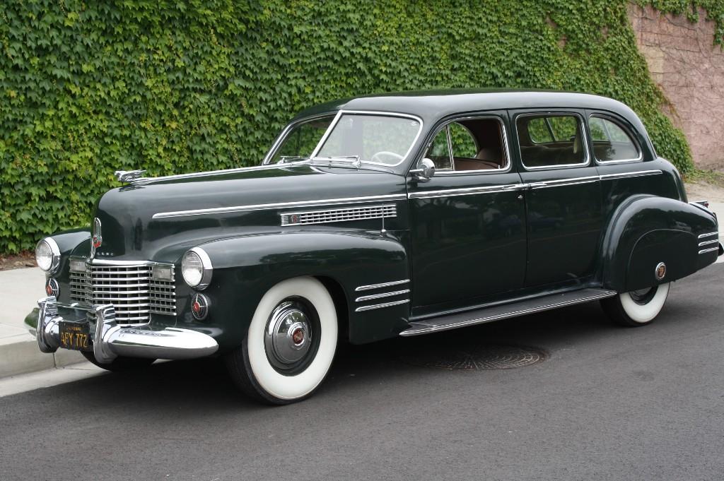 1941 Cadillac | The Vault Clic Cars