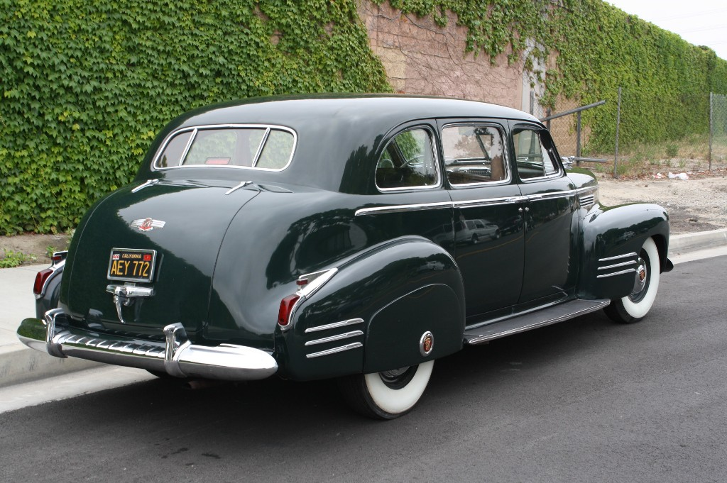 1941 Cadillac | The Vault Classic Cars