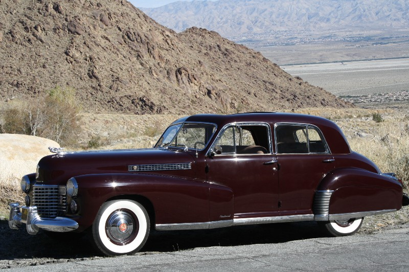 1941 Cadillac 60 Special With Factory Sunshine Roof