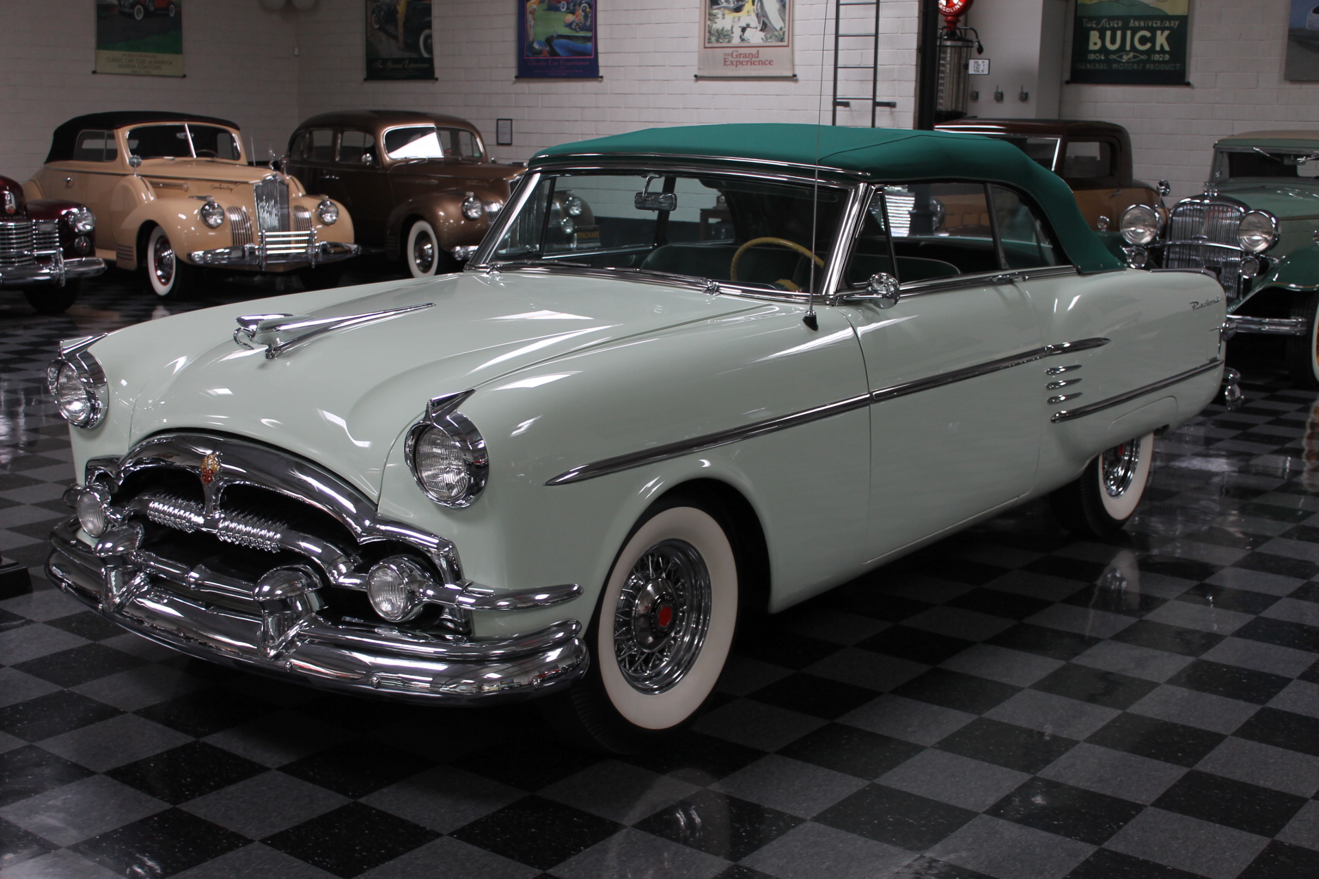 1954 PACKARD CONVERTIBLE | The Vault Classic Cars