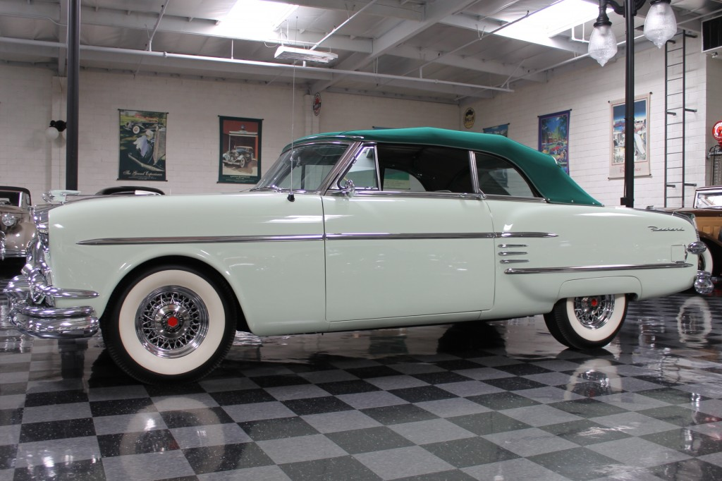 1954 Packard Convertible The Vault Classic Cars