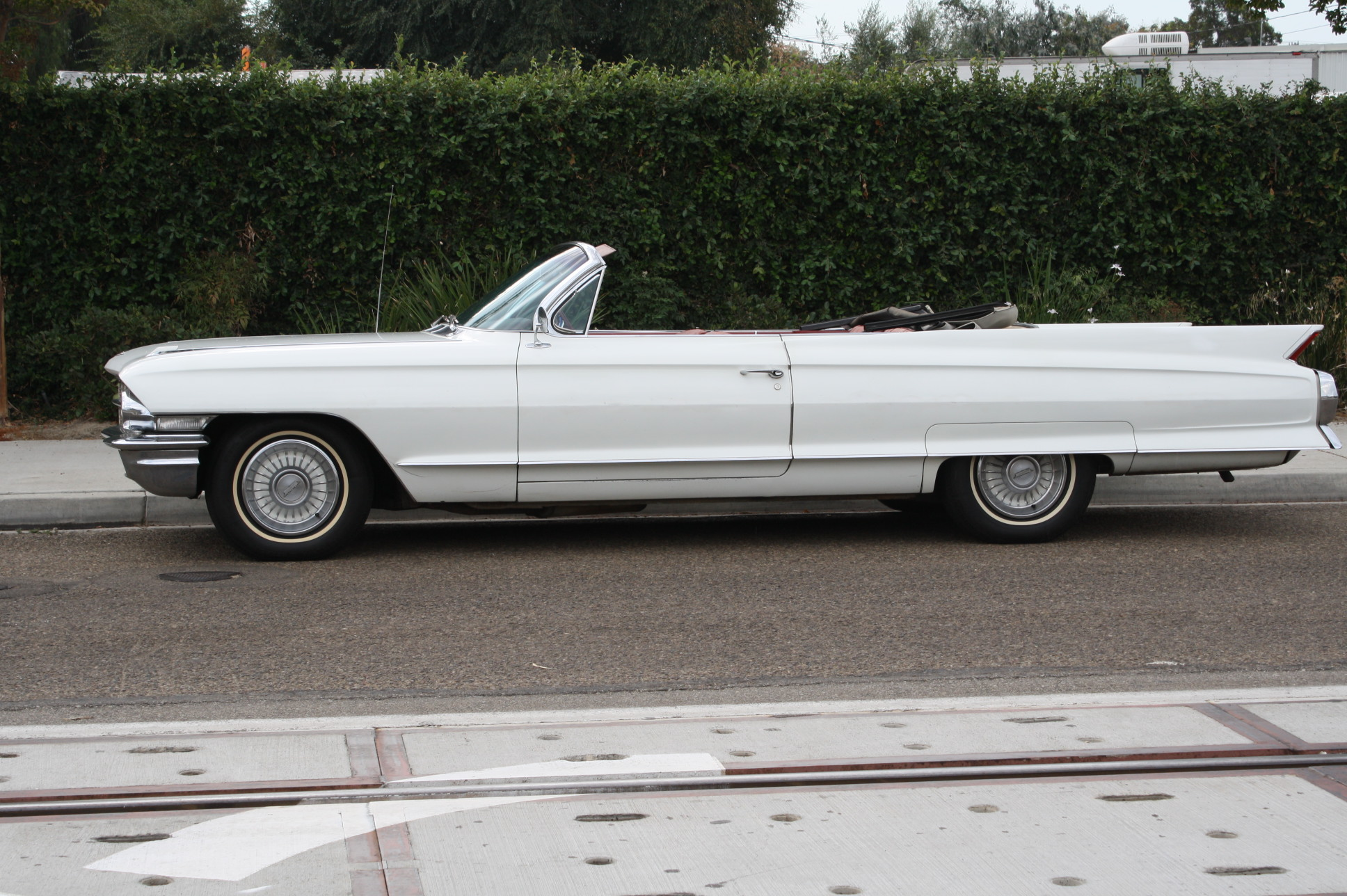 1962 Cadillac Convertible | The Vault Classic Cars