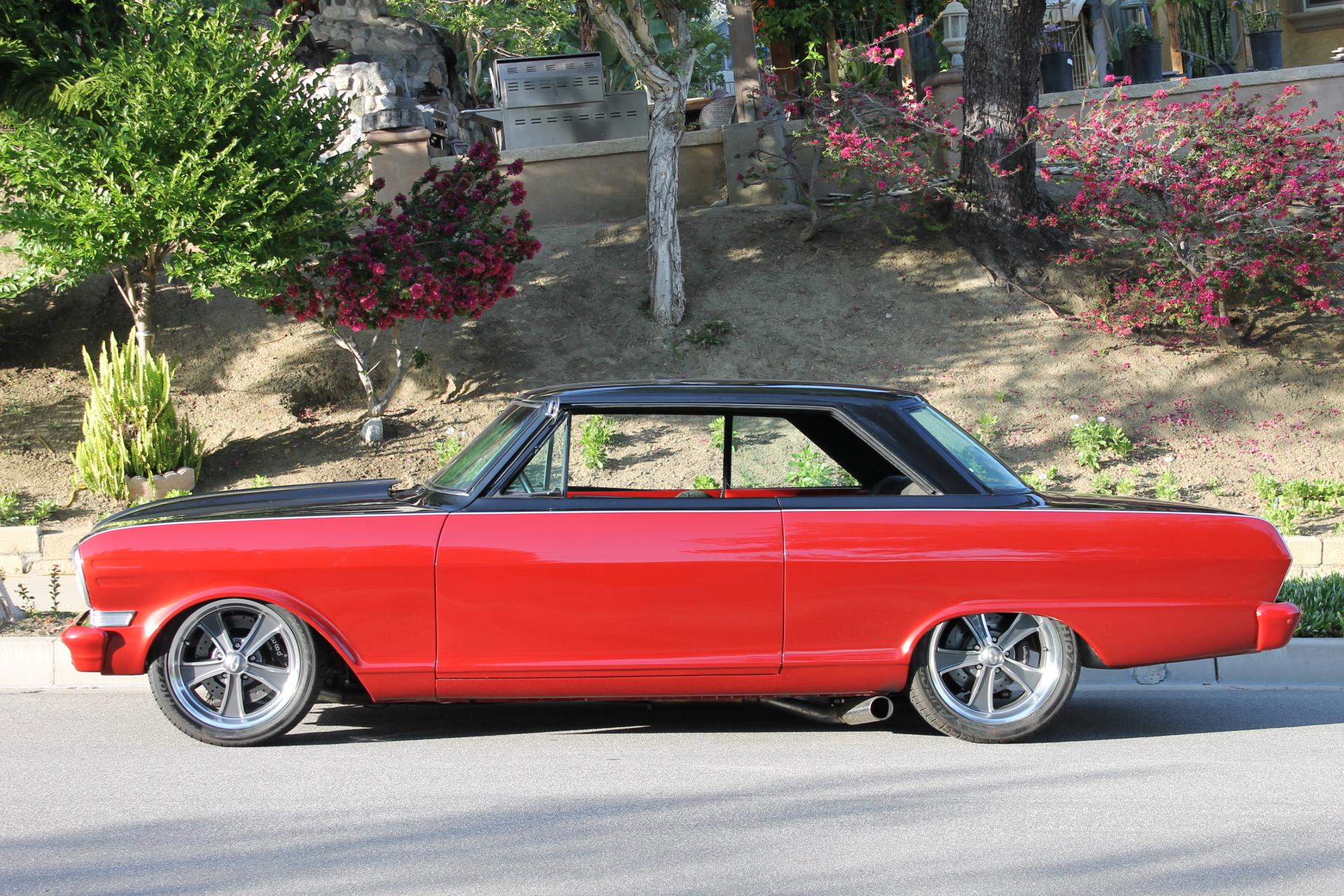 1963 Chevrolet Nova The Vault Classic Cars