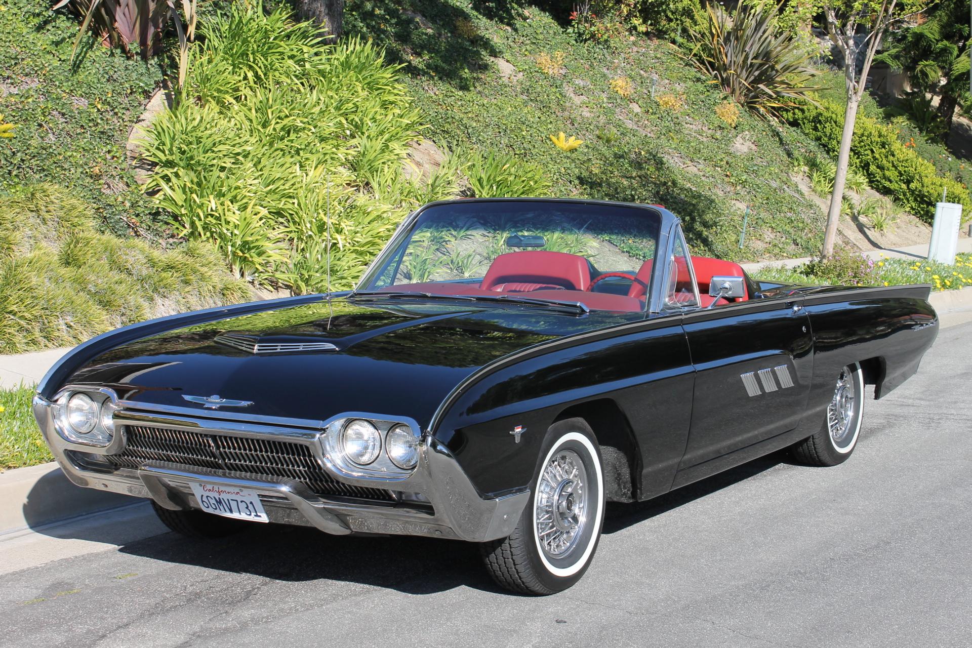 1963 Thunderbird The Vault Classic Cars