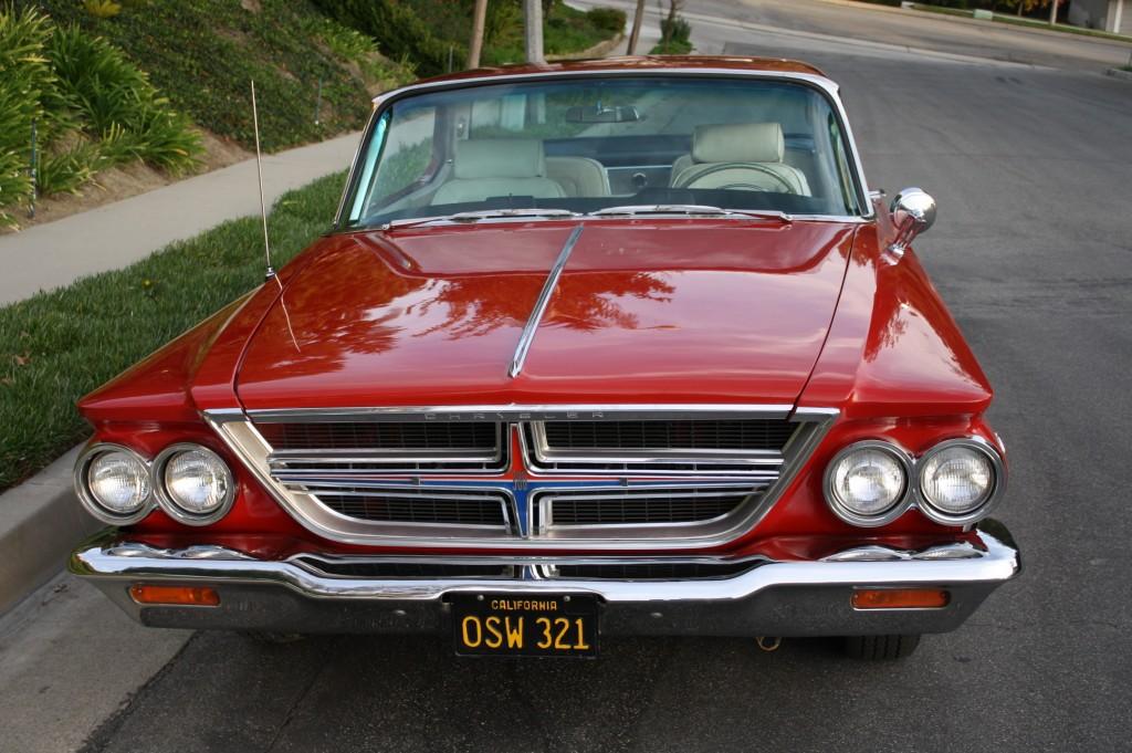 Chrysler X