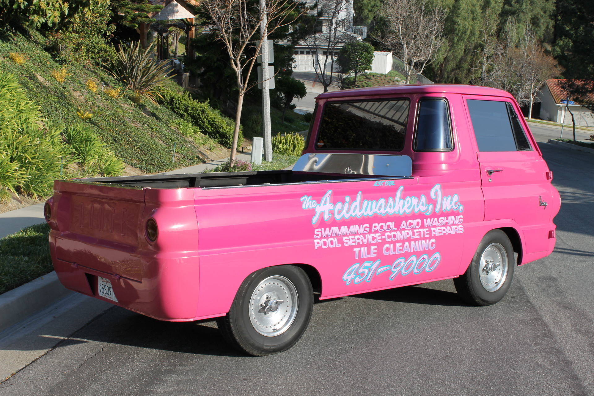 1964 Dodge A100 Pickup The Vault Classic Cars 1968 Pick Up
