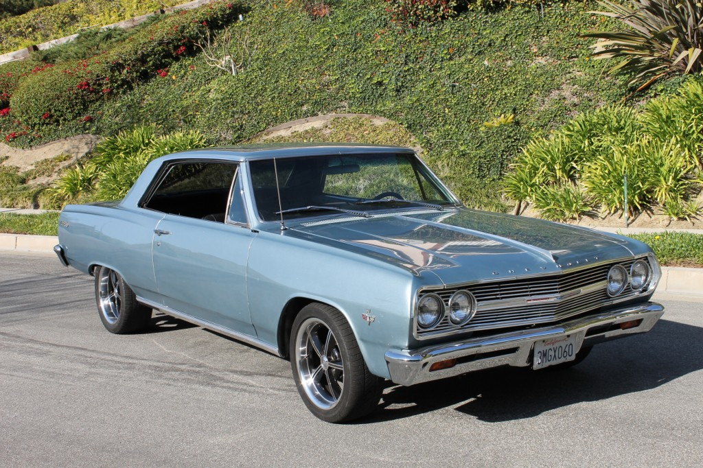1965 Chevelle Ss The Vault Classic Cars