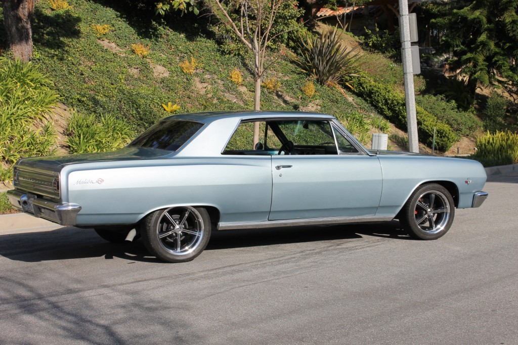 Vehicle Purchase Agreement >> 1965 Chevelle SS | The Vault Classic Cars