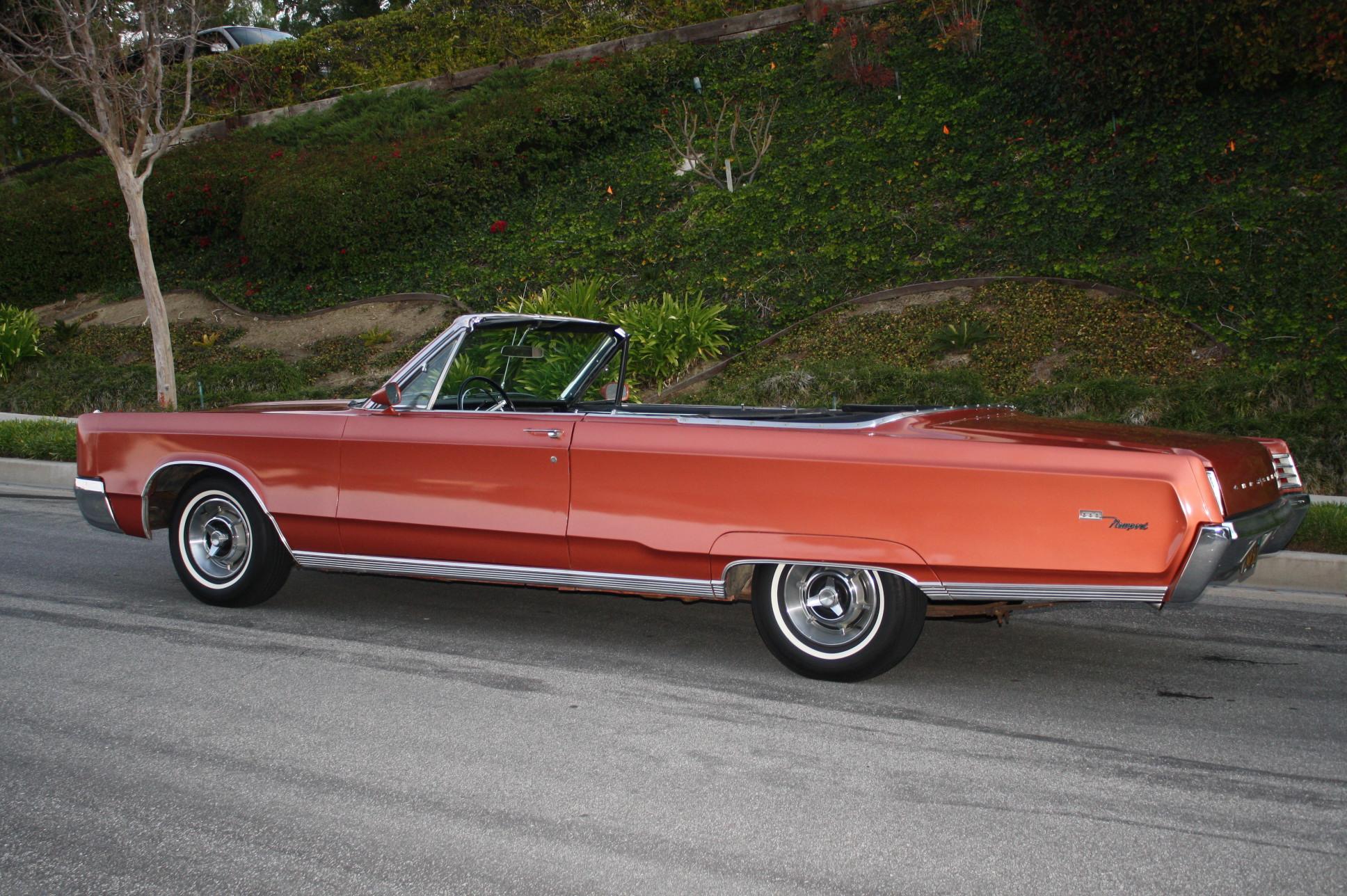 1967 Chrysler Convertible The Vault Classic Cars