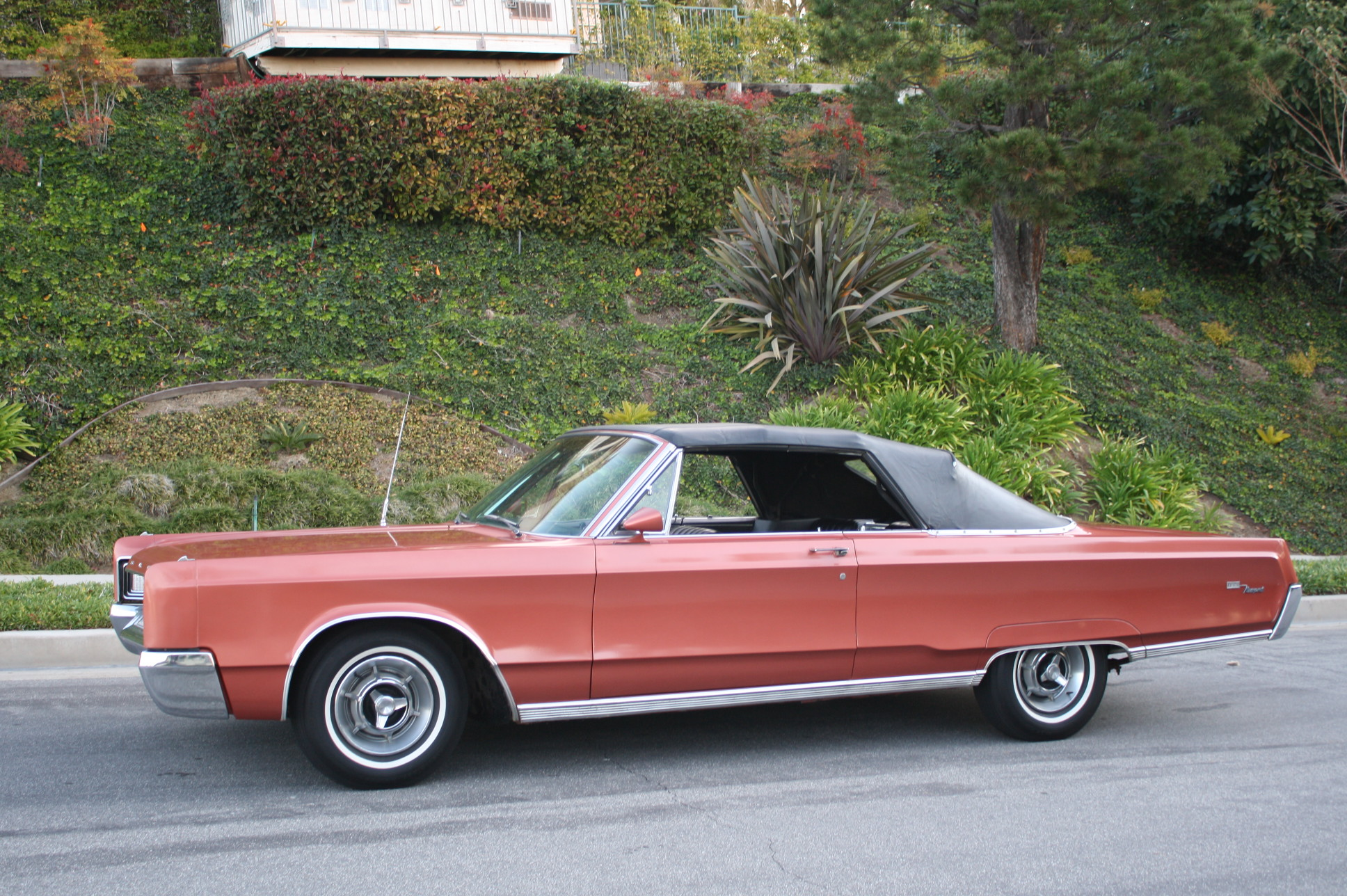 1967 CHRYSLER CONVERTIBLE | The Vault Classic Cars