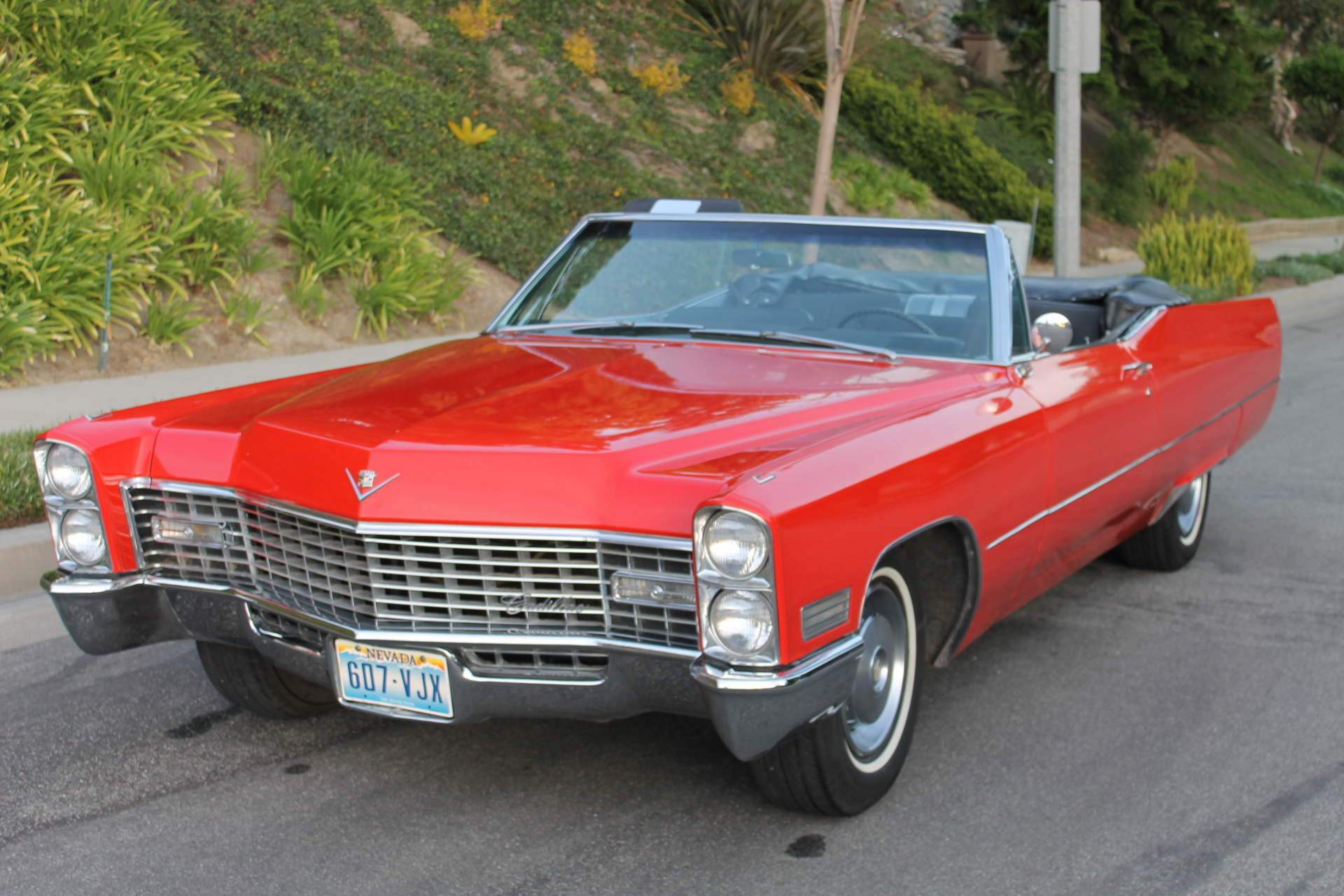 1967 Cadillac Convertible | The Vault Classic Cars