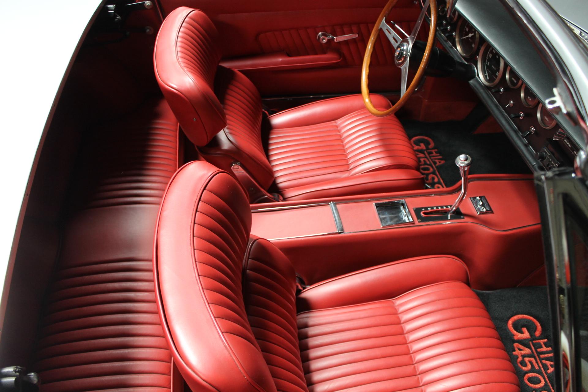 1967 ghia the vault classic cars. Black Bedroom Furniture Sets. Home Design Ideas