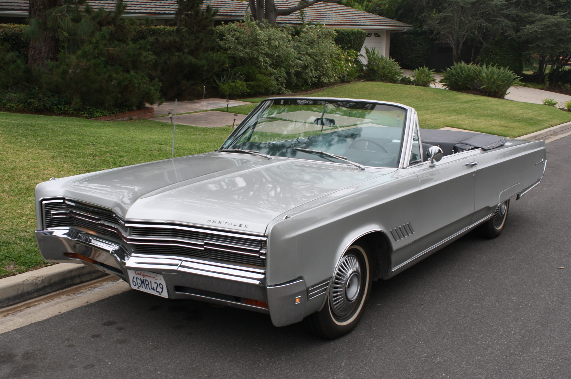 1968 Chrysler 300 Convertible The Vault Classic Cars 1970 Impala For Sale Craigslist