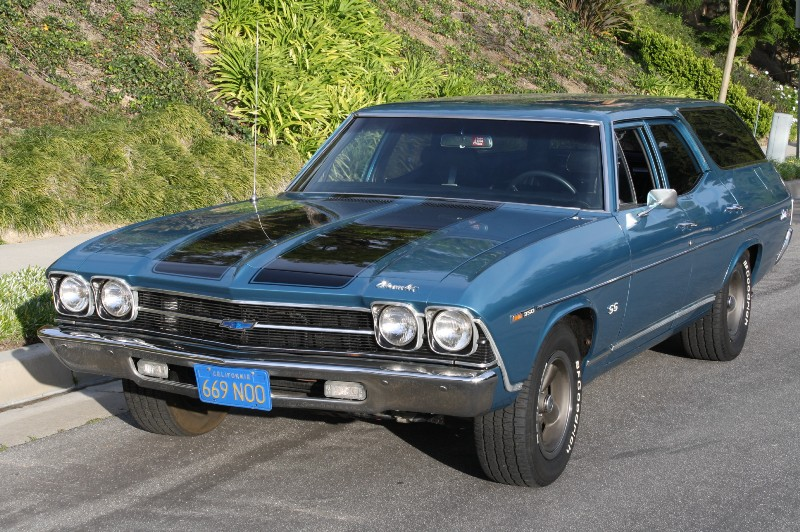 1969 chevelle concours station wagon the vault classic cars. Black Bedroom Furniture Sets. Home Design Ideas