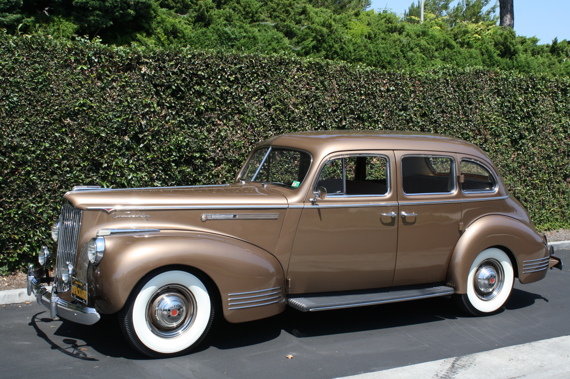 1941 Packard 120 Sedan The Vault Classic Cars