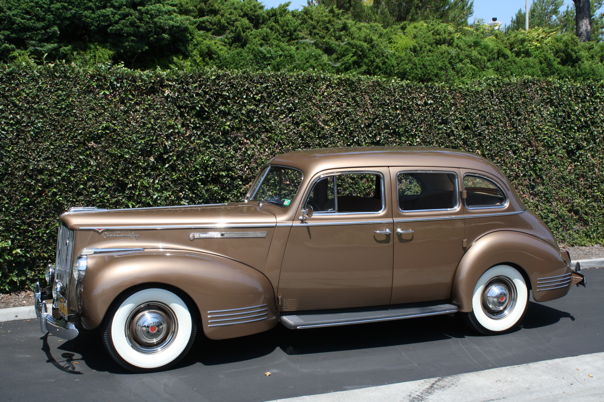 Car Paint Job Cost >> 1941 Packard 120 Sedan | The Vault Classic Cars