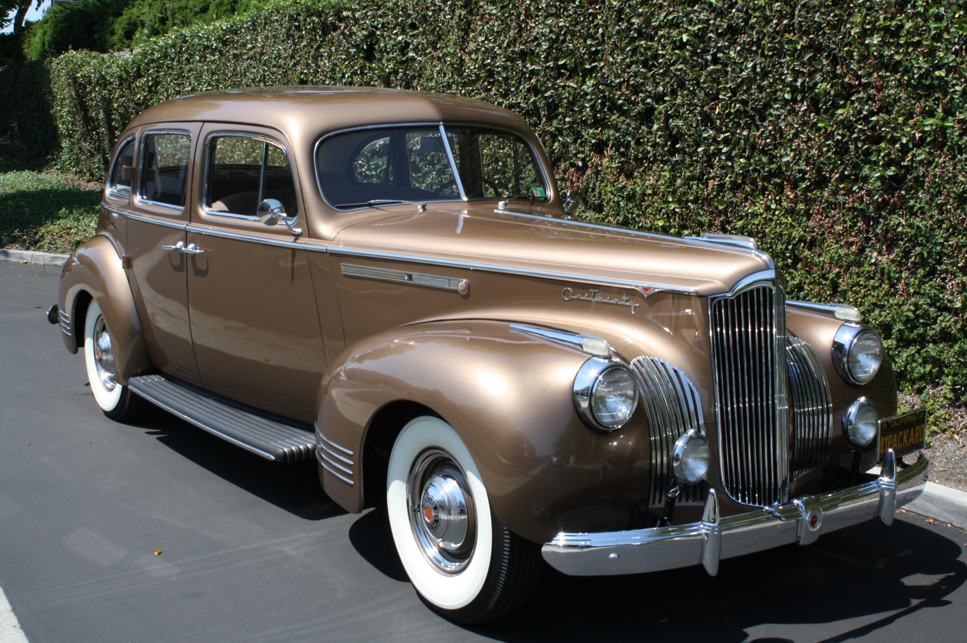 1941 Packard 120 Barrett Jackson Auction Company World