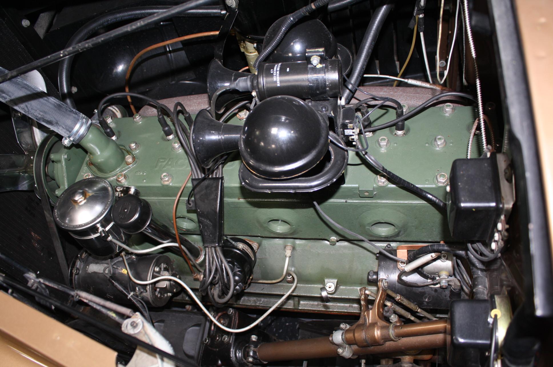 1941 Packard 120 Sedan The Vault Classic Cars