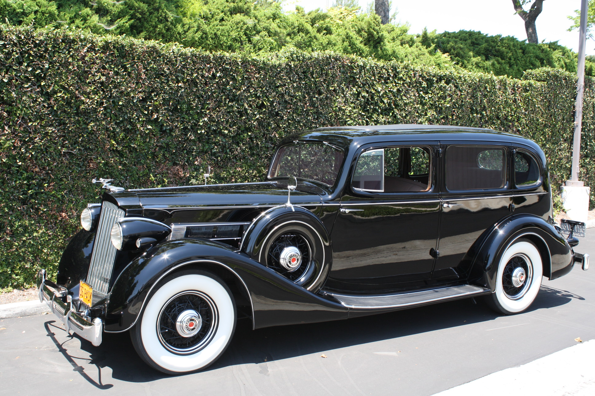 1936 Packard Eight Sedan | The Vault Classic Cars