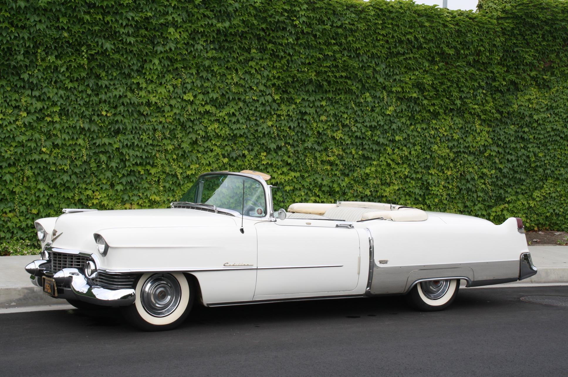 Worksheet. 1954 Cadillac Eldorado  The Vault Classic Cars