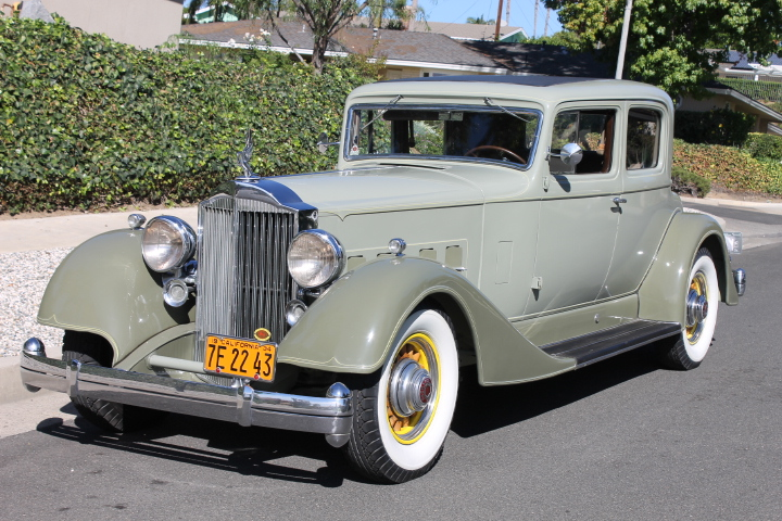 Packard Twelve The Vault Classic Cars - Classic car lots near me