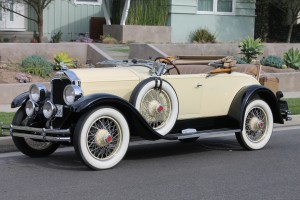 1928 Buick Roadster. Totally restored and beautiful.  SOLD, off to Texas.