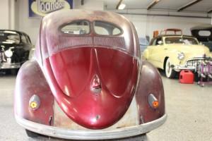 1951 Volkswagen Bug, with Split rear window. Rare! SALE PENDING.