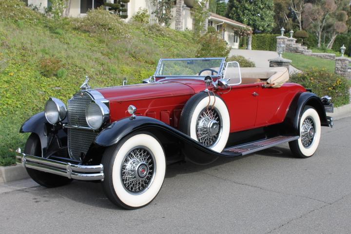 1930 packard 745 roadster the vault classic cars packard motor co packard motor wiring #26