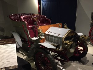 With all the Avanti's going through the Vault Classic Cars showroom lately, let's take a short trip through the actual Studebaker Museum! CLICK THE PHOTO.