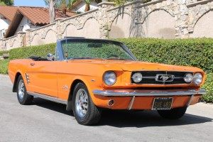 1966 Ford Mustang 289 Convertible - special order color! Original owner since 1966!  CLICK THE PHOTO FOR MORE DETAILS.