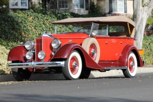 1934 Packard Eight 7 passengerTouring Phaeton. Beautifully restored, excellent condition! $155,000 CLICK THE PHOTO FOR MORE DETAILS