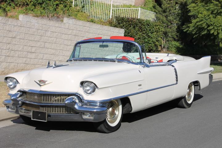 1956 Cadillac Eldorado Biarritz Convertible The Vault