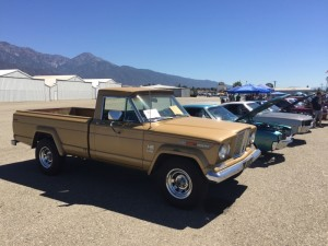 1968 Jeep Gladiator Pickup J-3000 Custom Cab 4X4. LOADED with options, very original, runs great! COMING SOON