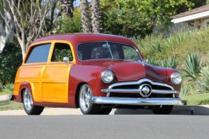 1949 Ford Woody Custom. Maximum quality professional build by Barry White;s  famous custom shop. Supercharged LS-1, A/C,  Everything! Wow! Photos Shortly