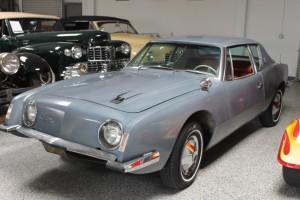1963 Studebaker Avanti, 3 owners, original paint, original interior. Runs great. Almost here!