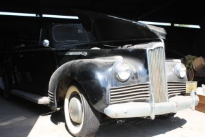 1942 Packard Preservation Barn Find Time Capsule!  From the original family, and the original property the car has lived on since very late 1941, when they purchased it new! CLICK HERE FOR MORE PHOTOS.