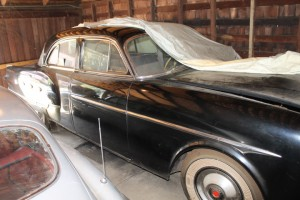1952 Packard Patrician 400. From original family. 1,312 miles. Incredible preservation find.  Coming soon.